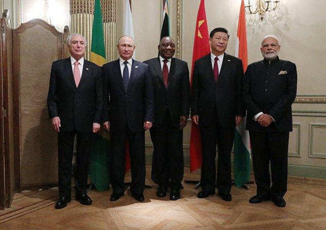 聲明:金磚國家元首在G20峰會期間呼籲抵制單邊保護主義措施