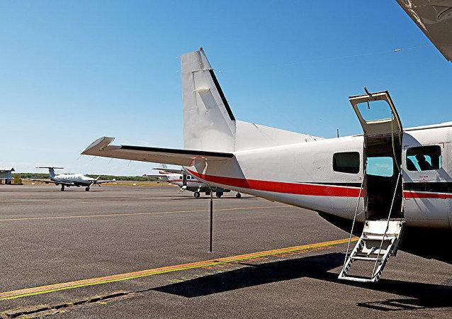 小型飞机(资料图片)