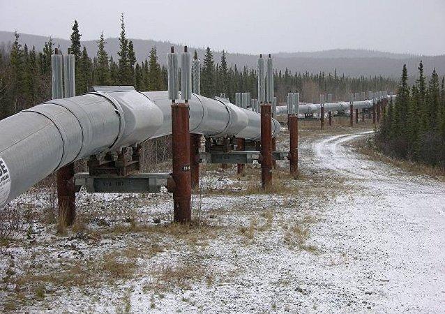 跨阿拉斯加输油管道