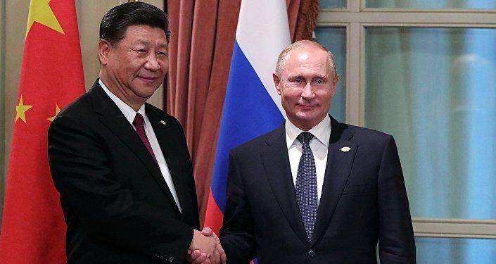 习近平和普京