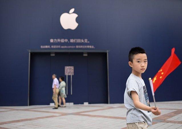 临时工比例超规:苹果或将受到中国法律惩处