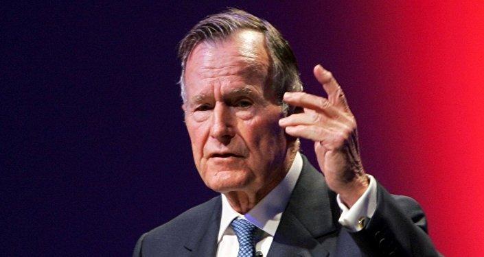 第41任美國總統老布什