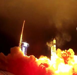 俄Rokot运载火箭成功发射