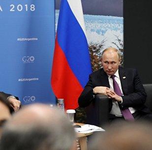 普京就一系列問題的解決感謝埃爾多安 並稱土耳其為可靠夥伴