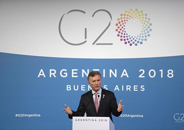 阿根廷G20峰會已經通過宣言,其內容已經發佈至峰會官網