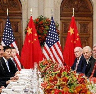 王毅:美方表示將繼續奉行一個中國政策
