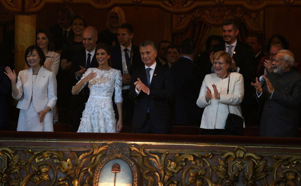 阿根廷G20峰會面面觀