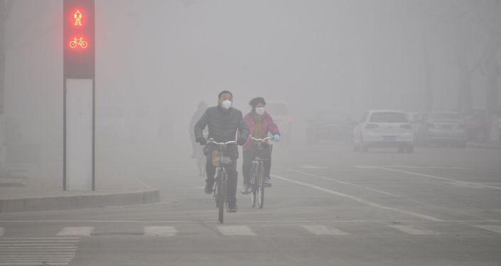 中国昆山杜克大学学者称清洁空气可能具有危险性
