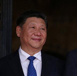 特朗普稱他與習近平就貿易問題的談判取得重大進展