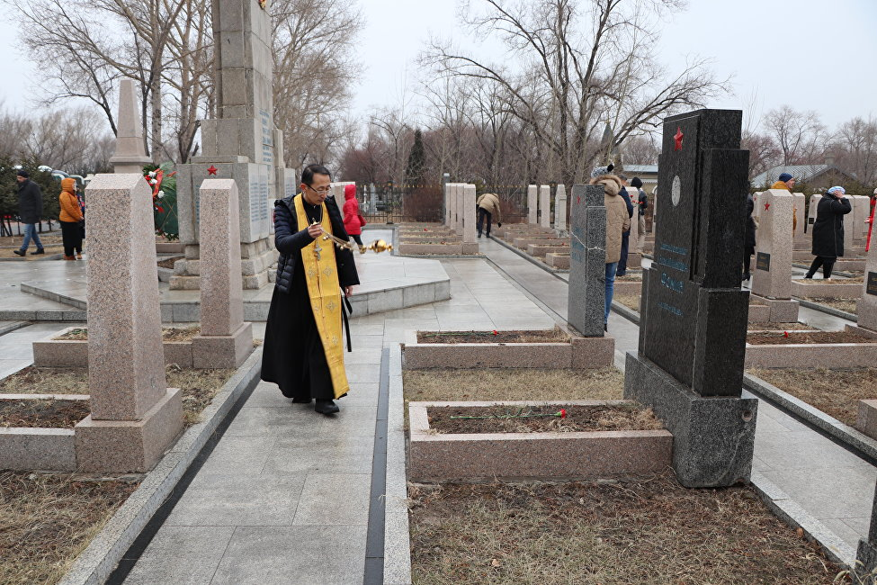 在中國紀念無名烈士