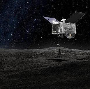 美OSIRIS-REx探测器