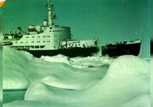 「列寧」號核動力破冰船