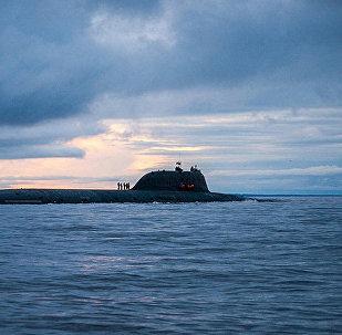 俄「北德文斯克」號核潛艇在巴倫支海完成「口徑」導彈實彈射擊