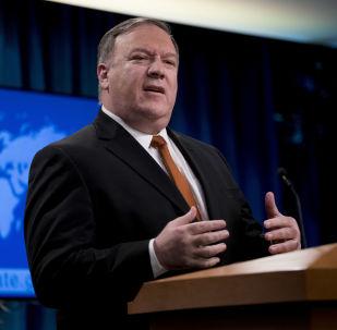 美國務卿:美國團結各國而中伊破壞國際秩序