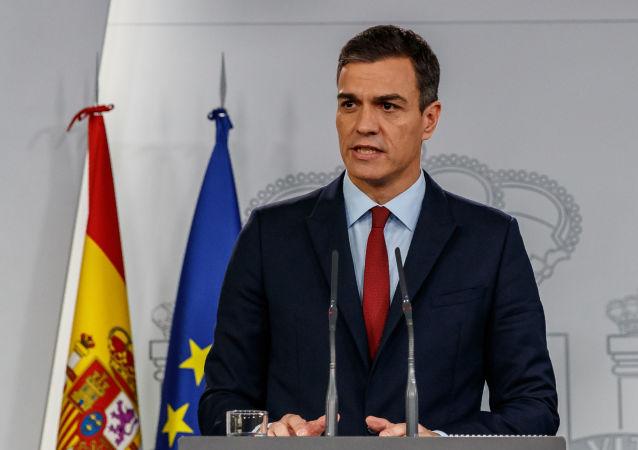 西班牙首相佩德羅•桑切斯
