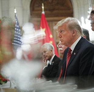 外媒:特朗普對華貿易戰注定失敗