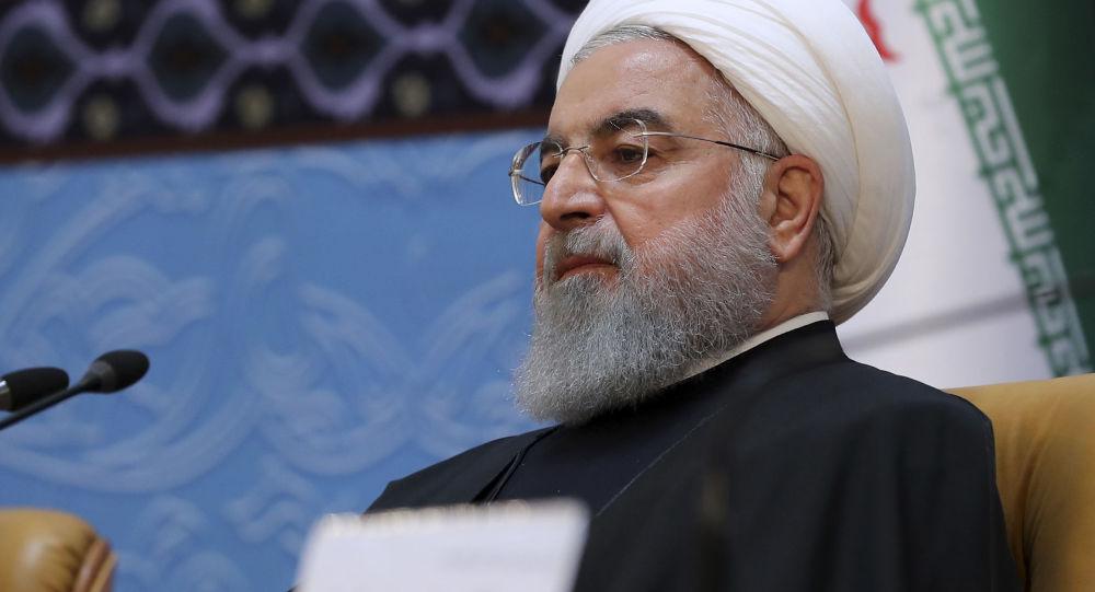 伊朗总统:如果美国真地从叙撤军 这是个好消息