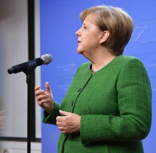 德國總理安格拉·默克爾