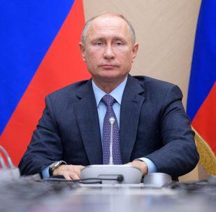 普京就拒絕與烏克蘭總統通話予以澄清