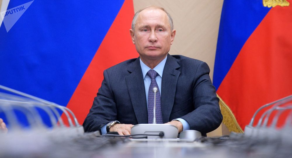 克宫:普京与俄联邦安全会议常委讨论俄乌关系