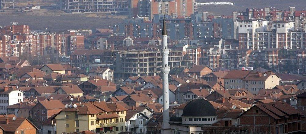 科索沃首都普里什蒂纳