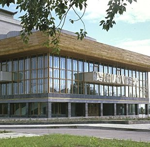 哈巴羅夫斯克邊疆區音樂劇院