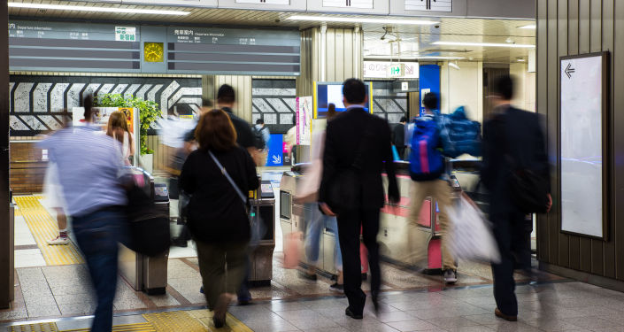 因東京地鐵線路停運7小時近30萬人上班遲到
