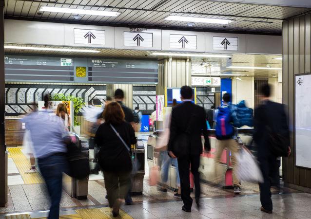 因东京地铁线路停运7小时近30万人上班迟到