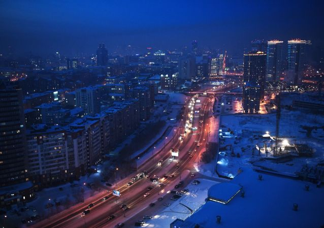 2018年俄新西伯利亞接待免簽中國遊客超過2.5萬人