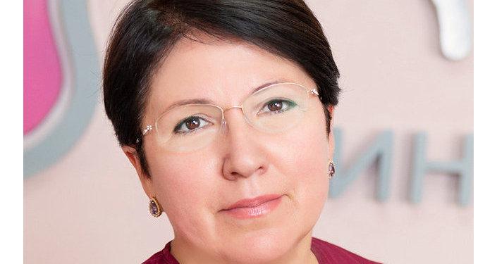 ECO診所所長葉連娜·皮利亞金娜