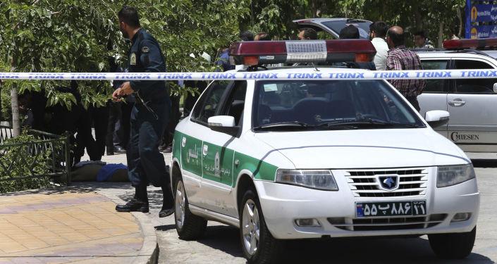 伊朗恰巴哈尔恐袭事件死伤人数超过40人