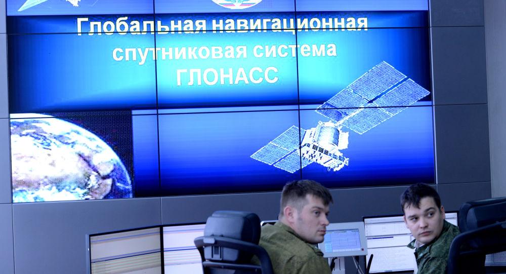 Командный пункт управления глобальной навигационной спутниковой системой