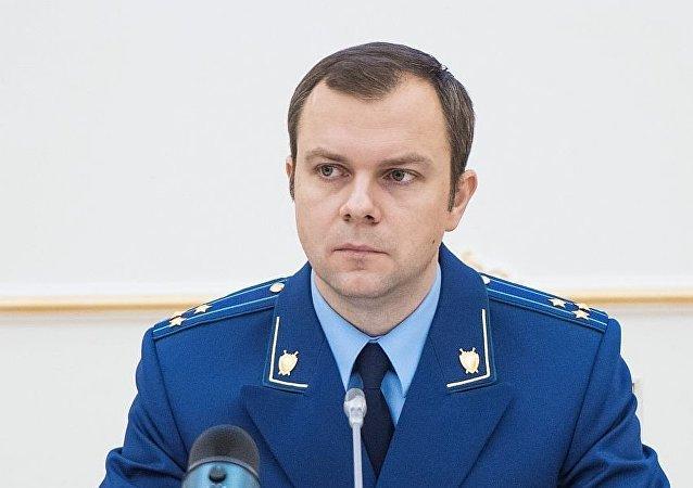 俄总检察院媒体关系办公室主任亚历山大•库连诺伊