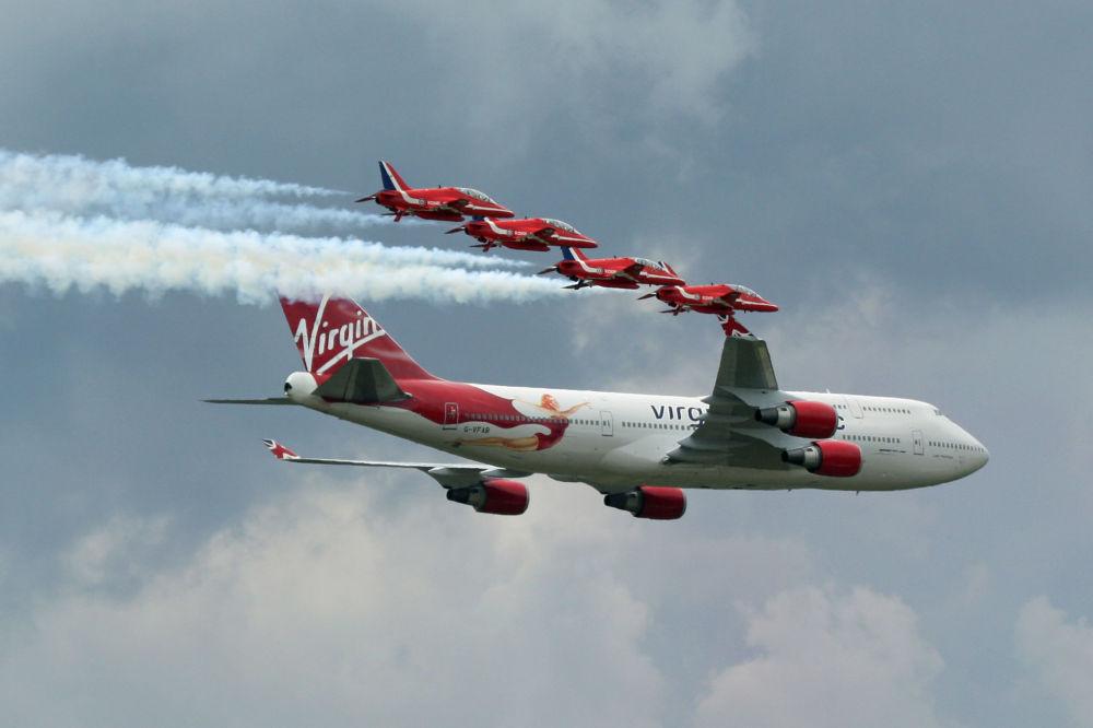 全球最酷的飛機塗裝