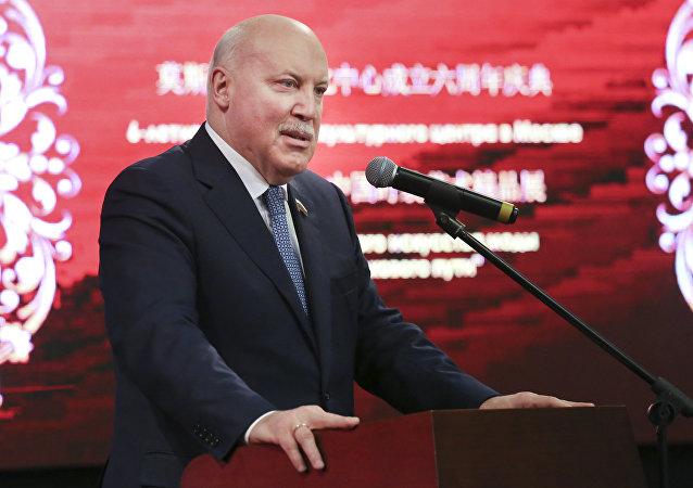 俄罗斯联邦委员会经济政策委员会主席梅津采夫