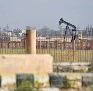 叙利亚的油田(资料图片)