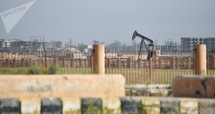 阿萨德:掠夺叙利亚油田是美国政策的突出例子