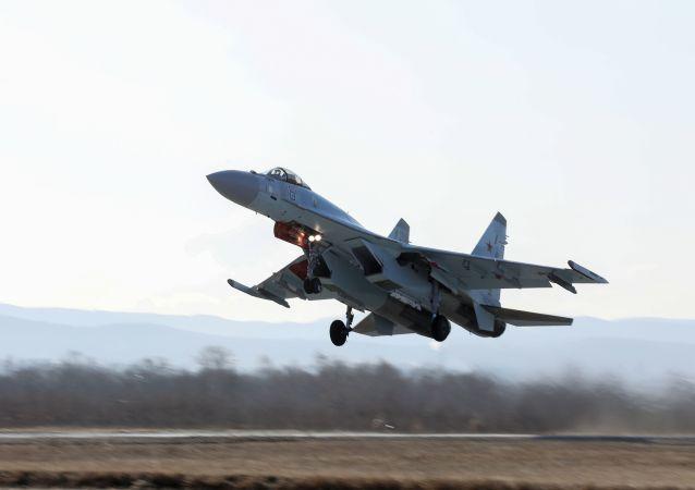 """""""4++""""代苏-35S战机"""