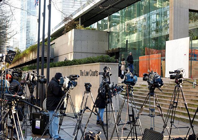 中國外交部:中方希望加拿大釋放被無理扣押的孟晚舟女士