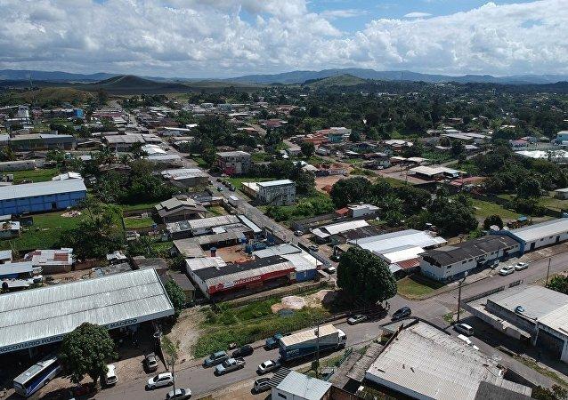 巴西罗赖马州