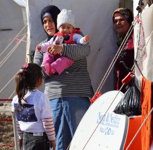 叙反对派:叙目前的条件对难民返乡来说不安全