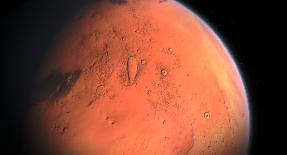俄罗斯科学家尝试寻找美国火星车发现的火星甲烷