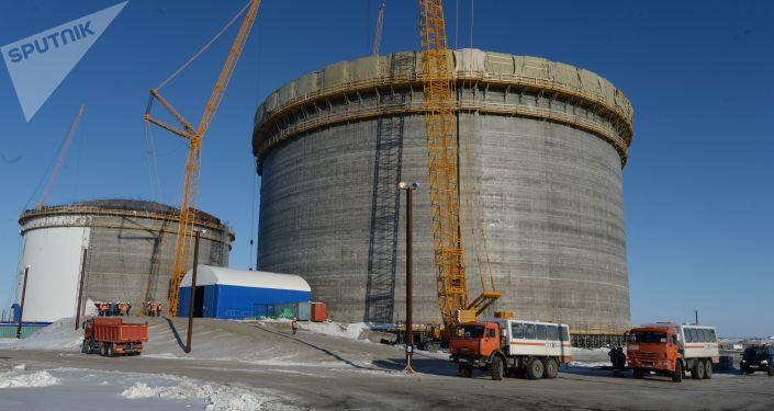 俄能源部:泰国公司正考虑参与北极液化天然气-2号项目可能