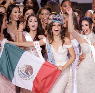 「世界小姐-2018」決賽