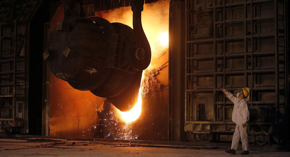 中国常熟冶金企业拟于2020年在俄罗斯合资建厂