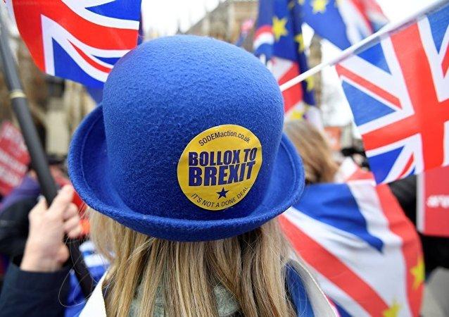 """图斯克提议为英国脱欧制订""""灵活""""时期"""