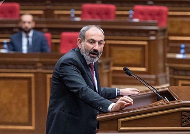 亞美尼亞代總理稱該國無意加入北約