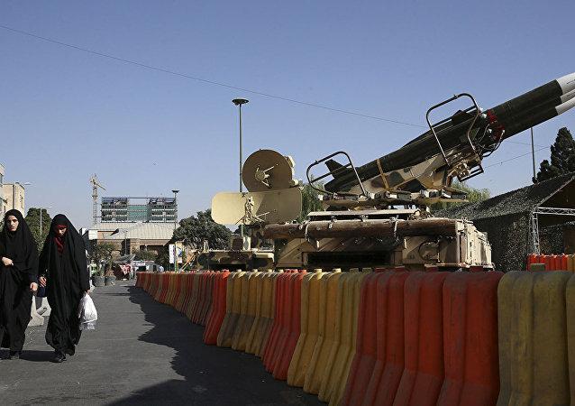 伊朗军方表示有望增加弹道导弹射程