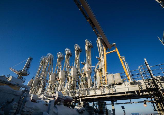 俄亞馬爾LNG項目實現1650萬噸的設計最大產能