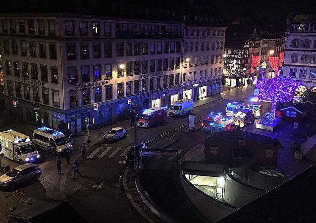 法國斯特拉斯堡市長稱槍擊事件為恐襲